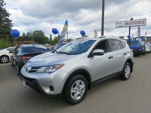 2013 Toyota Rav4 LE-Backup Camera