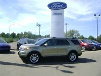 2012 Ford Explorer Limited,6 PASSENGER,NAVIGATION