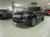 2014 Jeep Compass LIMITED 2X4 *CUIR/BANC CHAUFFANT*