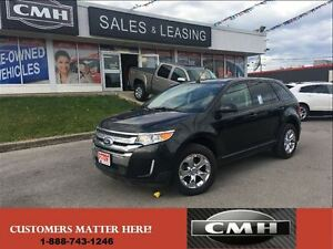 2013 Ford Edge SEL AWD SYNC LOADED *CERTIFIED*