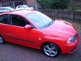 2007 SEAT IBIZA 1.4 16v.