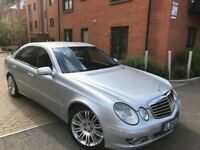 MERCEDES-BENZ E280 3.0CDI SPORT 2007 ** AUTOMATIC ** NAVIGATION ** 2 KEYS ** 12 STAMS IN THE BOOK