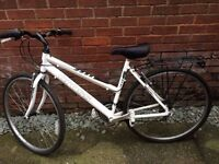 Cross hybrid bike (not mountain bike)