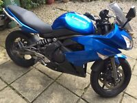 FOR SALE: 2009 Kawasaki ER6-F in good condition