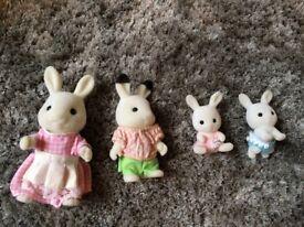 Sylvainian Families White Rabbit