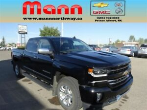2016 Chevrolet Silverado 1500 LTZ | PST paid, Z71, Nav, Leather,