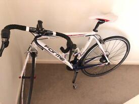 forme carbon fibre bike