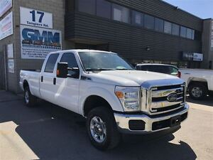 2016 Ford F-250 XLT Crew Cab Long Box 4X4 Gas