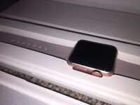 Apple Watch series 1 rose gold 38mm
