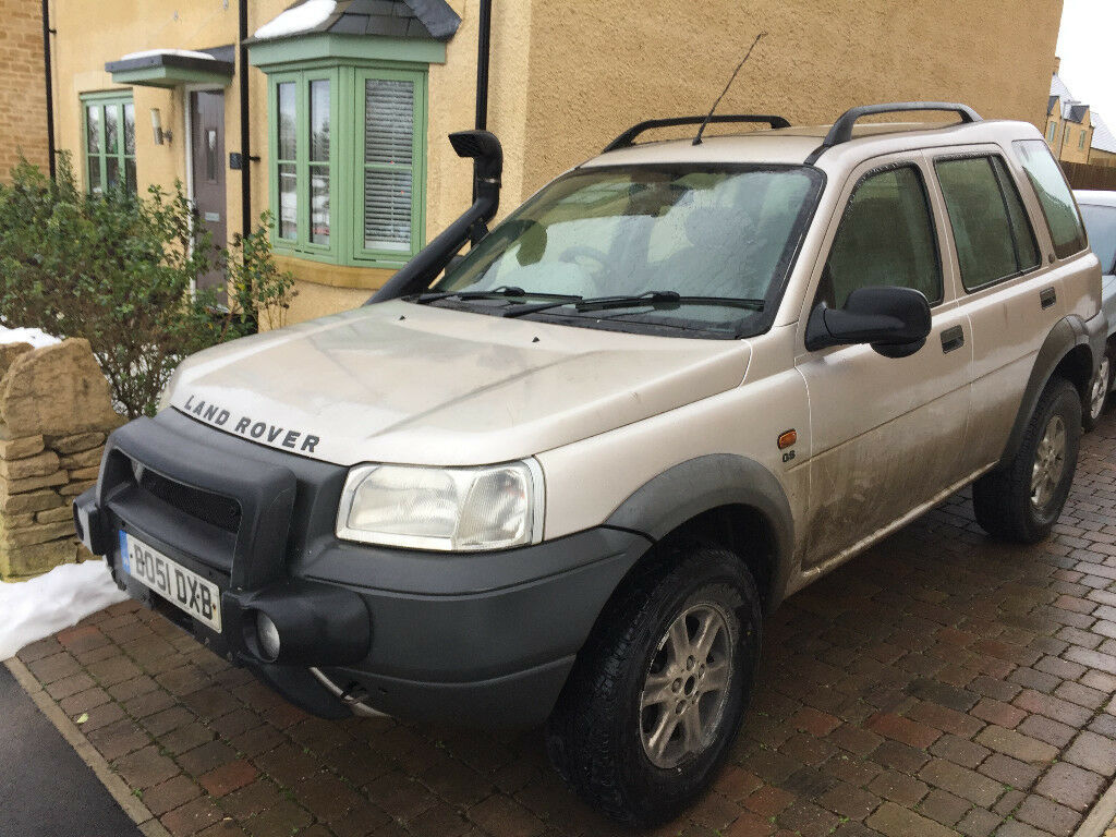 Land Rover Freelander TD4 GS 5DR, MOT 25/10/18,Great Fun ...