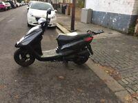 yamaha vity 125 cc 2012 automatic scooter