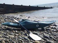 Kayak Playboat/surfer/ river runner. WaveSport Ace 5.1