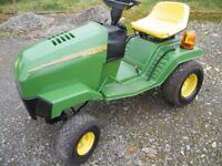 John Deere/Husquavarna lawn tractor/lawnmower/garden tractor