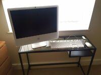 """Apple iMac 24"""" Desktop - Processor 2.16GHz Core 2 Duo"""