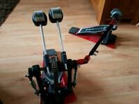 Sellig my double pedal DW
