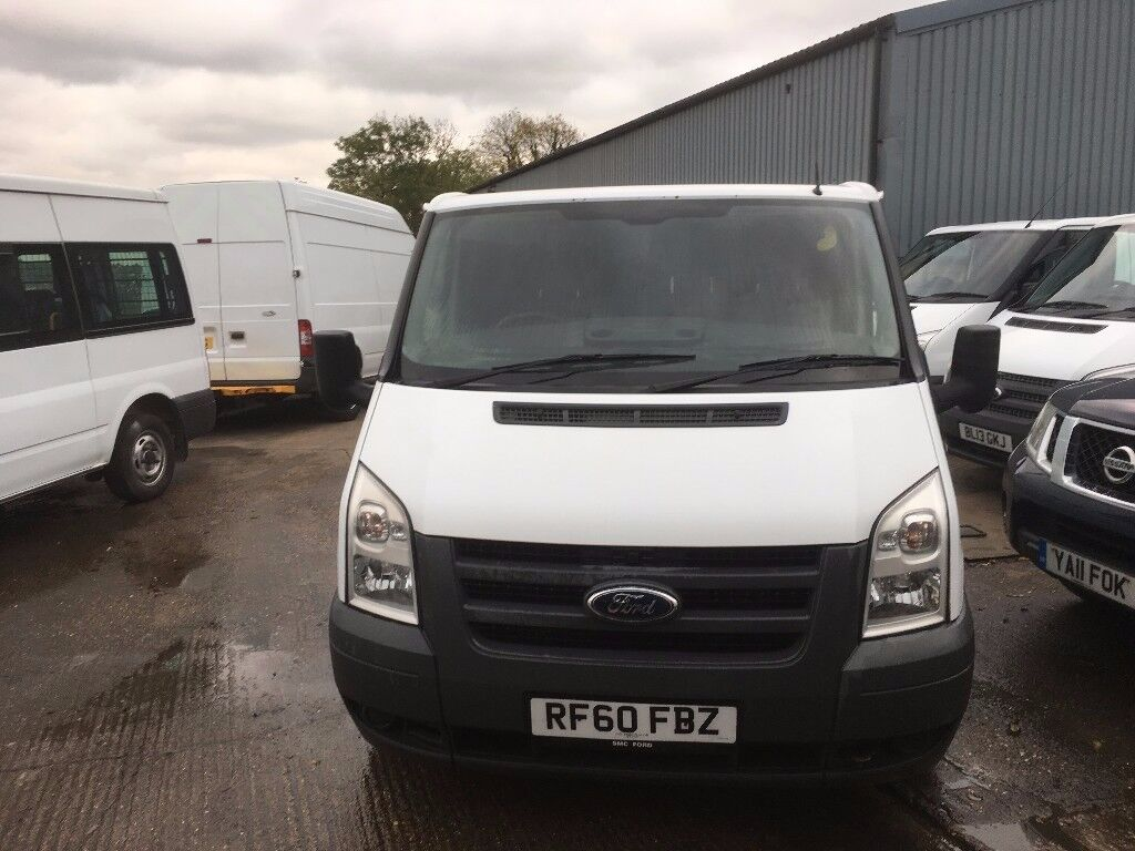 ford transit swb low roof.2011.NO VAT.hpi clear.elec windows.1 previous owner.