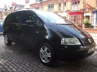 Volkswagen Sharan 1.9 TDI PD SL 5dr 7 SEATER 7 SEATER , MPV 3 MONTHS WARRANTY