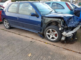 Peugeot 306 HDI breaking for spares