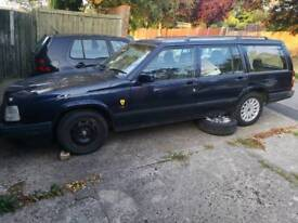 Volvo 940 2.3t DRIFT WAGON. Retro project not BMW for a change