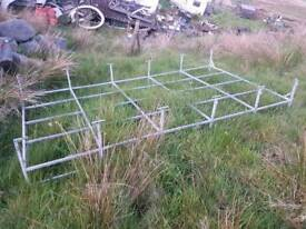 Landrover defender 110 roof rack
