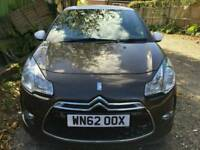 Citroen DS3, Excellent Condition, 1.6 Diesel, Manual 43K Miles.