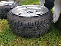 ACT Deep Dish Wheels and Tyres
