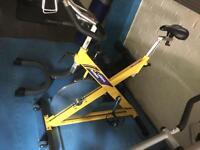 LeMond revmaster Spinning exercise bike