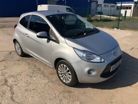 ford ka 09 plate diesel low mileage only £30 road tax a year