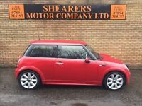 + 04 REG ONE OFF MINI COOPER CHILLI FULL BODY KIT + FSH + 1 YEAR MOT + THE BEST THERE IS +