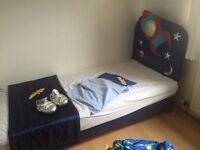 My first silentnight bed