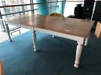 Very large farmhouse style table