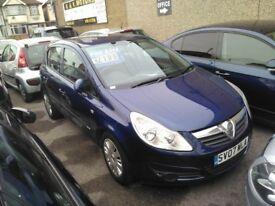 Vauxhall Corsa AUTO 1.4 Petrol 5dr (a/c)