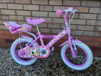 Girls Apollo Daisychain Bike (14 inch)