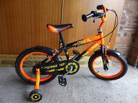 "Childs Striker Bicycle 16"""