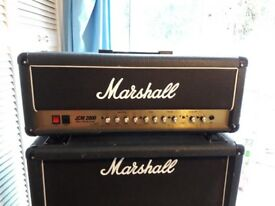 Marshall JCM 2000 DSL 50 VALVE AMP (Made in England)