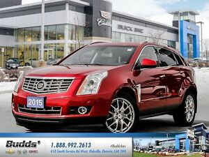 2015 Cadillac SRX Premium 0.9% for up to 24 months O.A.C.!