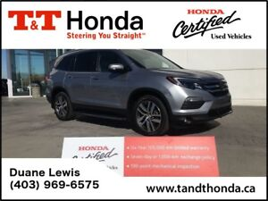 2016 Honda Pilot Touring* Navi, DVD, Rear Camera,