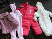 joblot of girls clothes