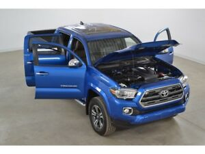 2016 Toyota Tacoma Limited 4x4 V6 Double Cab GPS*Cuir*Toit Ouvra