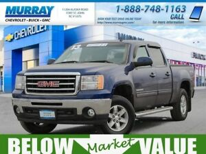 2013 GMC Sierra 1500 SLT  **sunroof! 400+ H.P engine!**