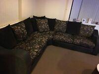 REDUCED ££££££££ - Corner Sofa & 2 Seater Sofa Matching
