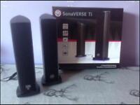 USB LED Speakers