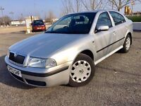 2004 SKODA OCTAVIA ++ ELECTRIC WINDOWS ++ CD ++ 17 SERVICE STAMPS ++ FULL MOT.