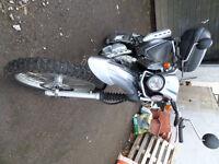 Yamaha Serow XT250 Motor Bike