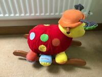 Mamas and Papas Lotty the ladybird rocker