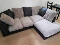 Corner sofa from Argos