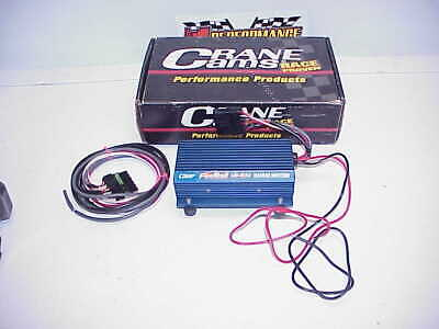 NEW Crane Cams Fireball HI-6N Racing Ignition Box 6000-6410 Built-in Rev Limiter Crane Cams Ignition