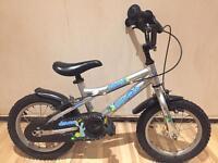 "Dawes Blowfish 14"" wheeled kids bike"