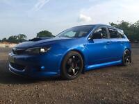 Subaru Impreza WRX-S. **CAMBELT CHANGED**