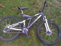 Trax fearless disk brake 26'' mountain bike